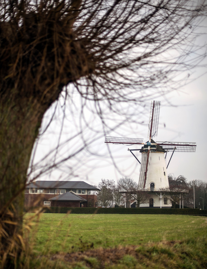 De Oostmolen in Kloetinge