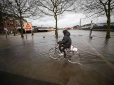 Begin van de avond hoogwater verwacht in Vlaardingen en Maassluis; kades afgesloten