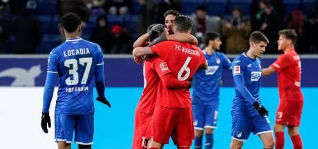 Treffer Locadia niet genoeg voor Hoffenheim