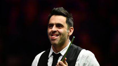 Ronnie O'Sullivan staat vijfde keer in de finale Champion of Champions snooker