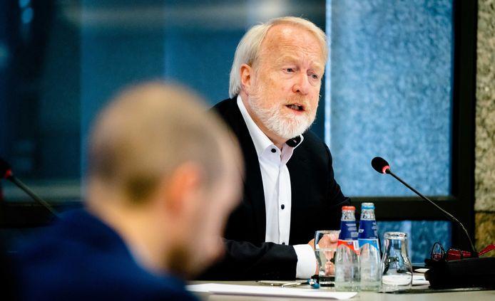 Jaap van Dissel, directeur van het Centrum Infectieziektebestrijding van het RIVM