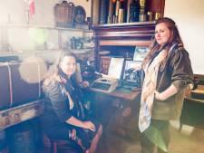 Vinkeveense Moeder en dochter hebben fascinatie voor foto's en objecten uit oorlogstijd