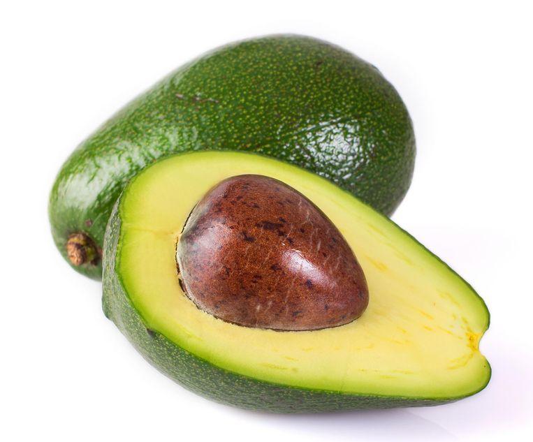 Over de gezondheidsaspecten van de avocado zijn niet veel twijfels Beeld -