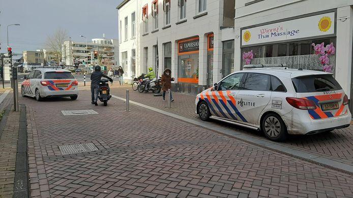 De man werd in de omgeving van het Burgemeester Coenenplein neergestoken