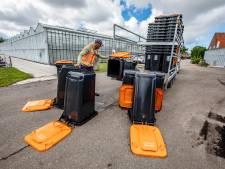 Ophalen afval in Westland blijft rommelig