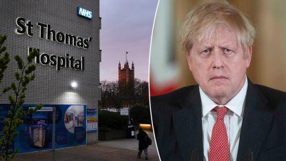 """Wat als Britse premier Boris Johnson buiten strijd raakt? """"Er is geen Plan B"""""""