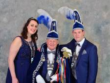 Prins Gert  en prinses Shirley regeren de Noorkermennekes in Hengelo