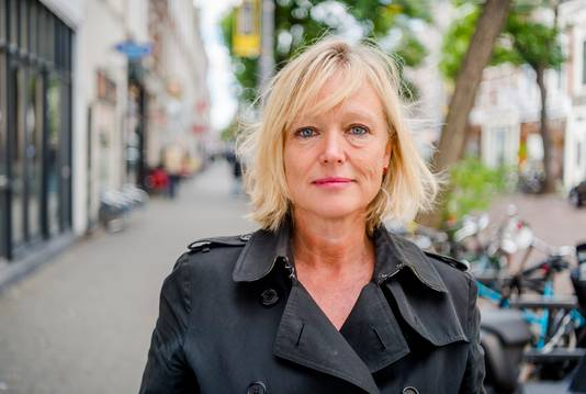 Chantal Zeegers, fractievoorzitter D66 Rotterdam