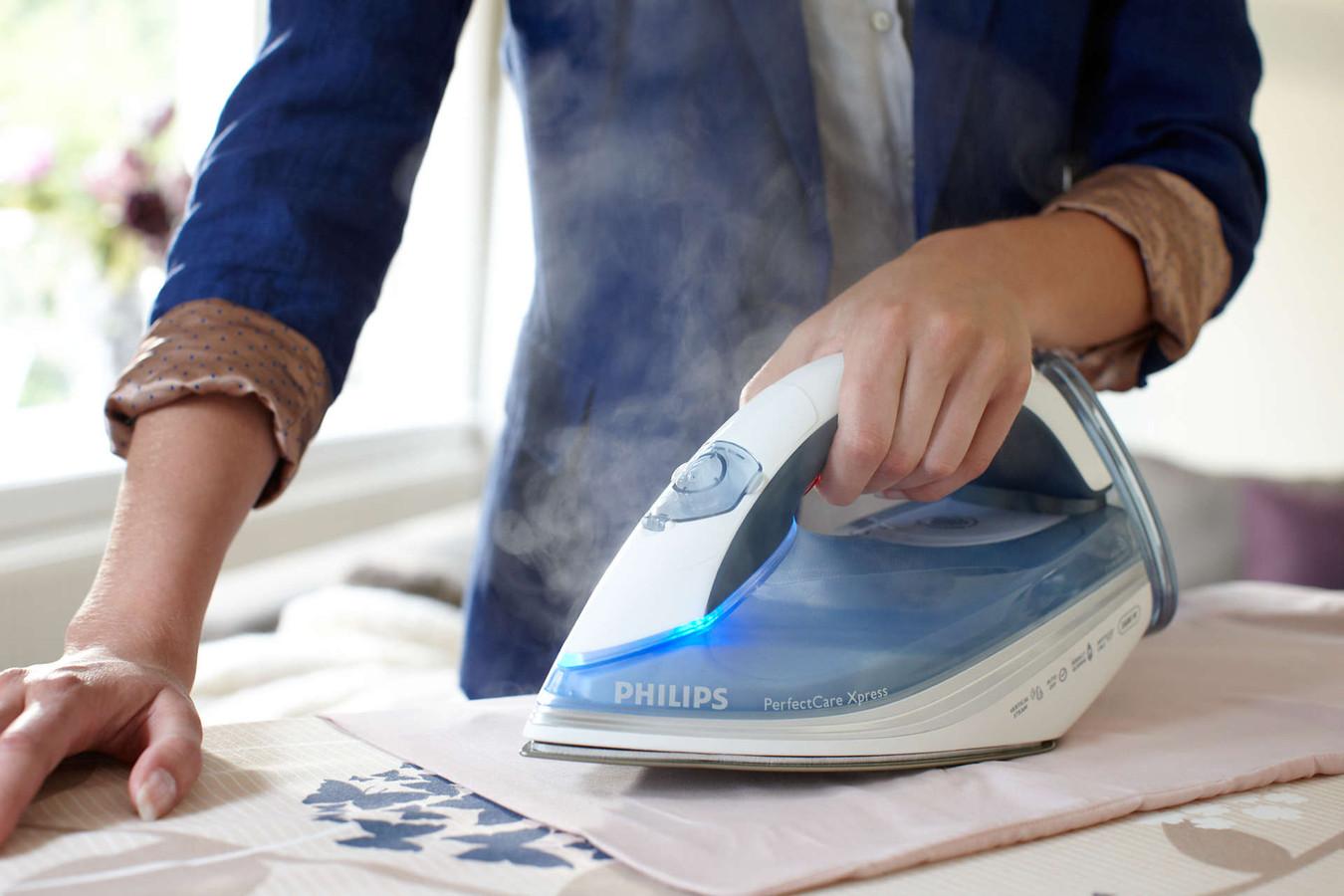 Philips bekijkt de opties voor zijn divisie voor huishoudelijke apparaten. De tak produceert onder meer strijkijzers