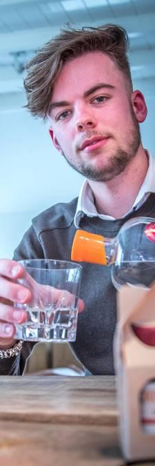 Ginboy Max (17), een slijter die nog niet mag drinken