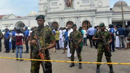 LIVE. Al 185 doden onder wie zeker 35 buitenlanders bij explosies in kerken en hotels in Sri Lanka: zevende explosie gemeld