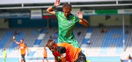 De Graafschap oefent zaterdag tegen Heerenveen
