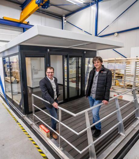 Helmondse luxe waterwoning krijgt een groen zusje: Gielissen Shipyard richt zich ook op huisvesting  student en expat