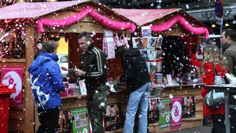 Pink Christmas beleefde in 2008 zijn eerste editie. Beeld ANP