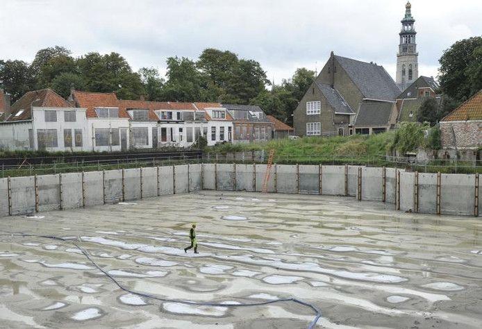 bouwput middelburg