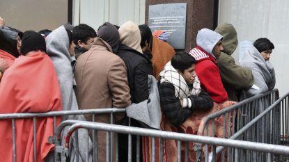 Aantal asielaanvragen verder in stijgende lijn
