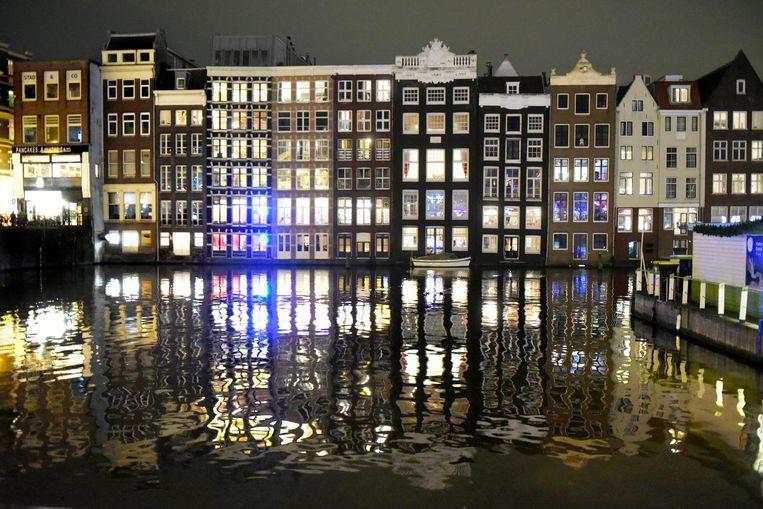 6. Stad: Amsterdam El-P: 'Als buitenstaander voel je hier wel een soort vreugde: een ontspannen soort levenslust die je niet in elke stad hebt.' Beeld HH