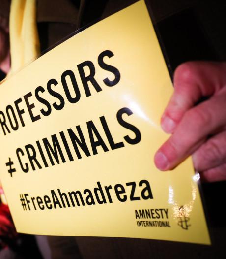 Zweden naturaliseert in Iran ter dood veroordeelde wetenschapper