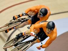 Val kost Lavreysen plek in halve finale EK baanwielrennen