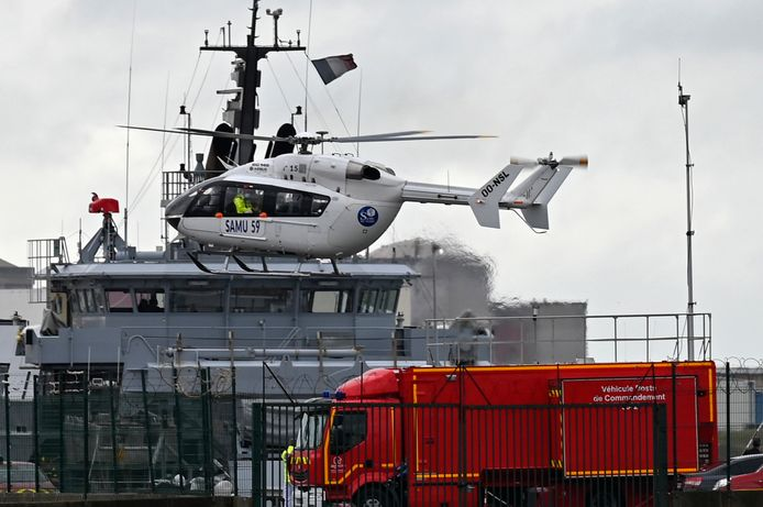 Une vaste opération de recherches avait été déclenchée avec six embarcations et des moyens aériens.