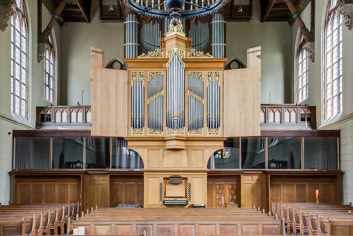 Het orgel van de Evangelisch-Lutherse Gemeente in Arnhem verhuist naar Litouwen.