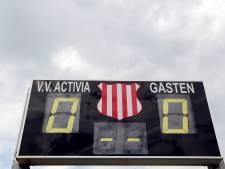 1-0 voor Deventer voetbalvereniging Activia: vanaf volgend seizoen hoort de club bij Voorst