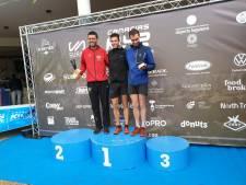 Tim Pleijte wint 'verticale' warming-up op Tenerife