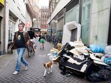 VVD: 'Afvalplunderaars meer beboeten'
