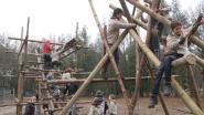 Scouts Hoogland start nieuw jaar met barbecue