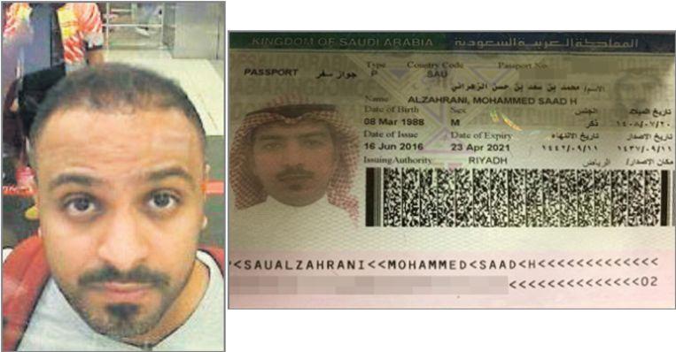Mohammed Saad H. Alzahrani.