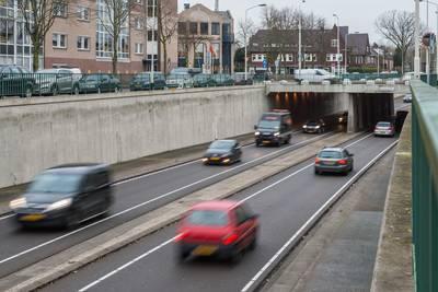 Wat blijkt: amper doorgaand verkeer op zuidelijke rondweg in Breda