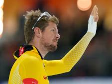 Douwe de Vries (37) beëindigt schaatsloopbaan