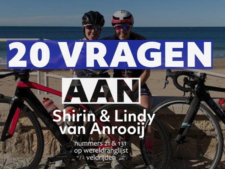 20 vragen aan: veldrijdsters Lindy en Shirin van Anrooij