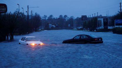 Orkaan Florence zwakker, maar water stijgt: stad met 120.000 inwoners afgesloten van buitenwereld