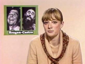 IN BEELD. Zo presenteerde Martine Tanghe 'Het Journaal' door de jaren heen