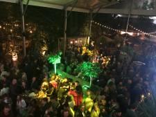 VIDEO. Massa volk tijdens openingsavond The Night
