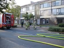 Twee gezinnen dakloos na korte brand in Veenendaalse woning