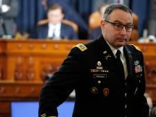 Destitution de Trump: un témoin clé s'était vu offrir un poste de ministre à Kiev