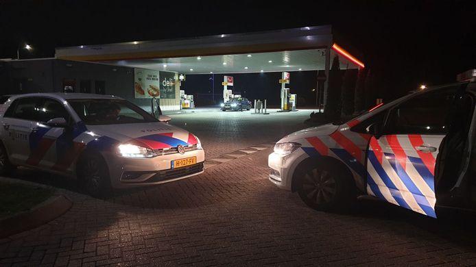 Voor de tweede keer dit jaar was het tankstation aan de Brooekheurner Ring het doelwit van een overval.