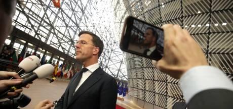 Nederlandse korting niet heilig voor Rutte, afdracht mag niet omhoog