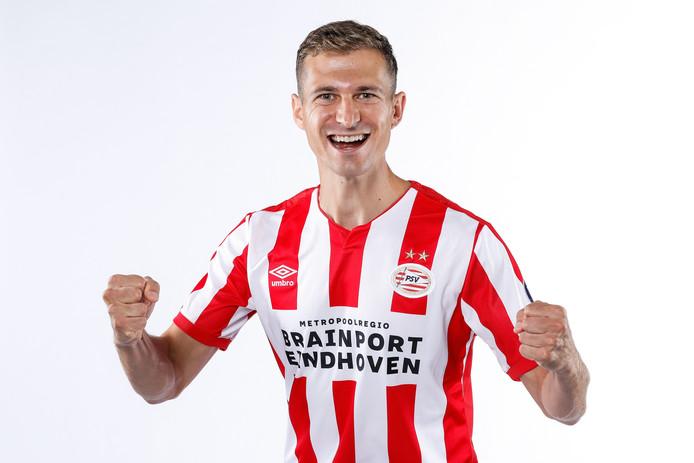 Daniel Schwaab is terug bij PSV.