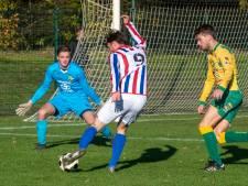Rijen voor rust al klaar met FC Tilburg, Cluzona te sterk voor JEKA