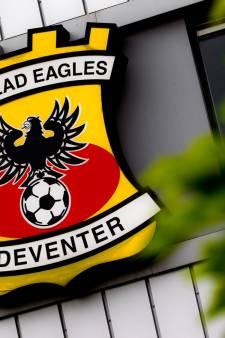 Jeugdopleiding GA Eagles op zoek naar nieuwe thuishaven