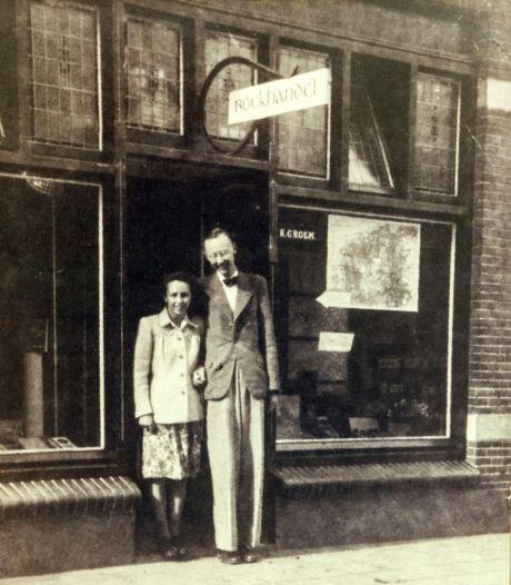 Riemer & Walinga al 75 jaar op z'n plek in Ermelo: 'Een goede boekhandel voegt iets toe aan een mensenleven'