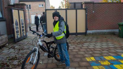 Beloningsysteem Buck-e werpt vruchten af: meer kinderen komen te voet of per fiets naar school