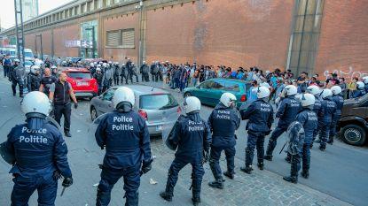 """56 aanhoudingen bij grote veiligheidsactie in Brusselse Noordwijk: """"Criminaliteit veert op na lockdown"""""""