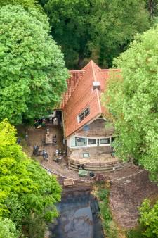 Drugslab in villa Willemsoord was waarschijnlijk al enkele maanden in gebruik, bewoner villa (65) aangehouden