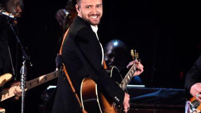 Justin Timberlake toont sneak peek van Super Bowl én beelden van zijn verjaardagsfeestje