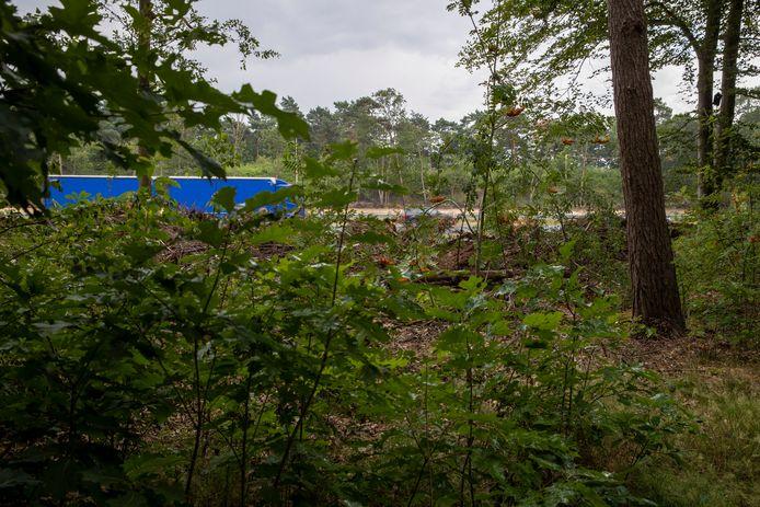 In de bossen bij de Moormanlaan tussen Veldhoven en Knegsel - die parallel loopt aan de A67 - is volgens het Veldhovense raadslid Gerrit Coppens in toenemende mate sprake van overlast door mannen die elkaar opzoeken voor seks. Volgens de gemeente Veldhoven zijn er echter geen meldingen en/of aangiften bekend.
