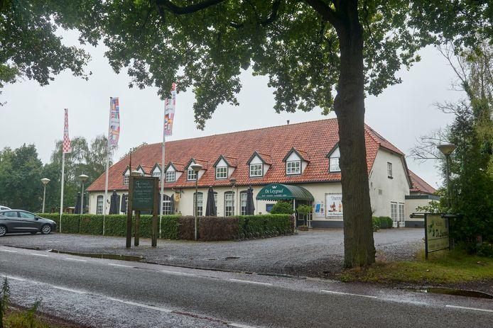 Hotel-restaurant De Leygraaf in Heeswijk Dinther.